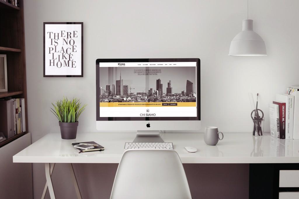 iMac 5k Retina Office Mockup_KERS